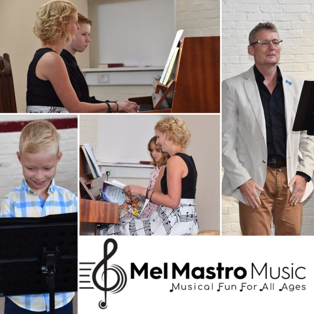 musical fun for all ages - learn to play the piano